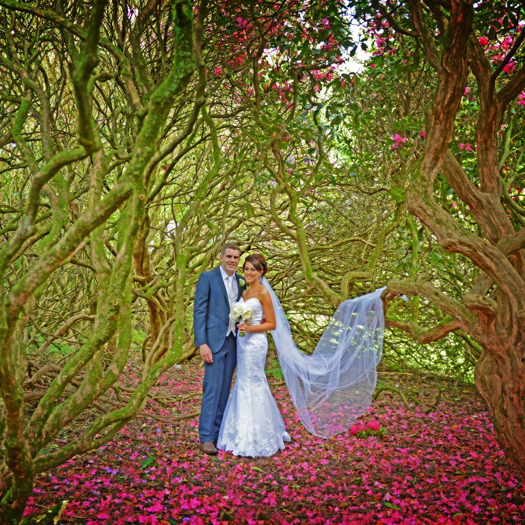 wedding photographers galagorm resort ballymena