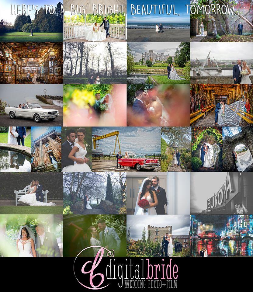 wedding photography and videography Belfast Northern Ireland
