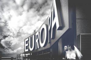 europa hotel wedding